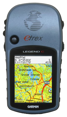 Garmin eTrex Legend C