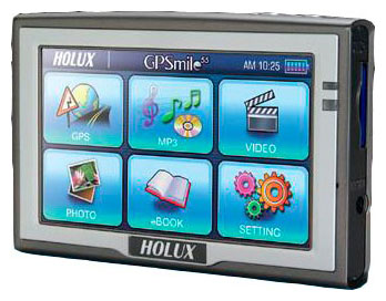 Holux GPSmile55A