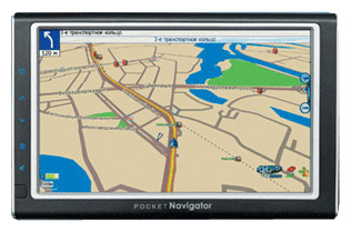 Pocket Navigator PN 7000 Exclusive